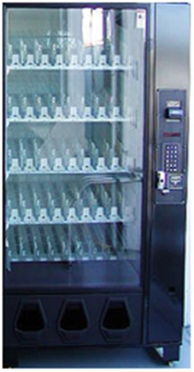 Dixie Narco 2145 Bottle/Can Machine